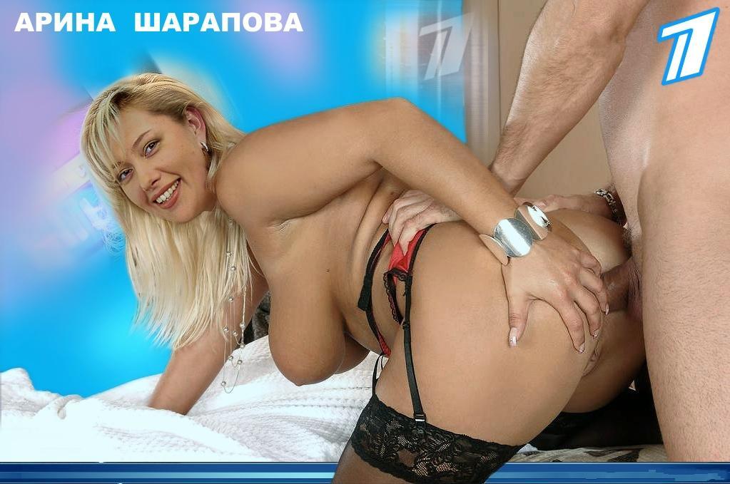 Секс фото голые телеведущие — img 9